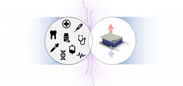 Medical applications of thermoelectrics / Peltier cooling