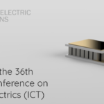 International Conference on Thermoelectrics ICT Showing a Peltier module
